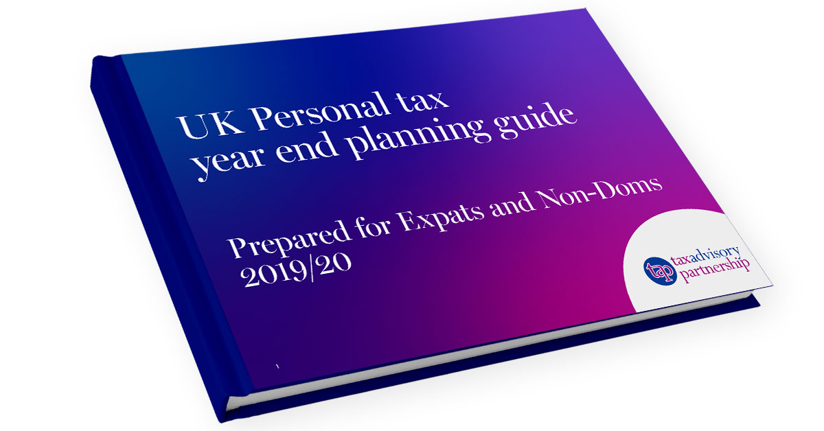 UK Tax Planning Guide - Free Download